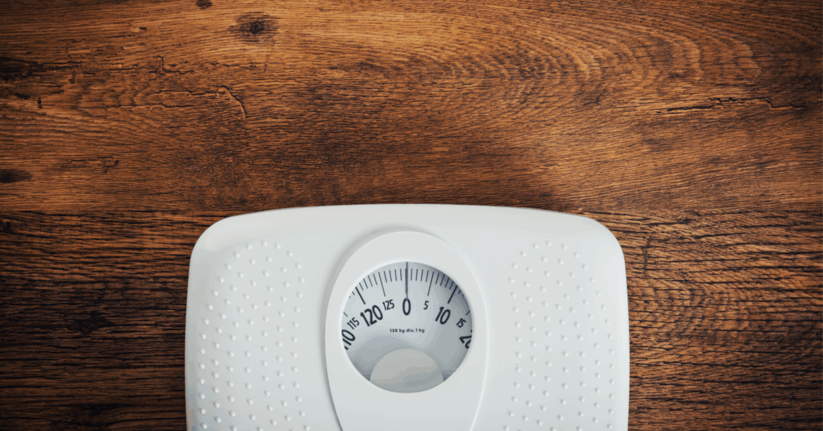 How I Lost and Gained Weight Over My Lifetime