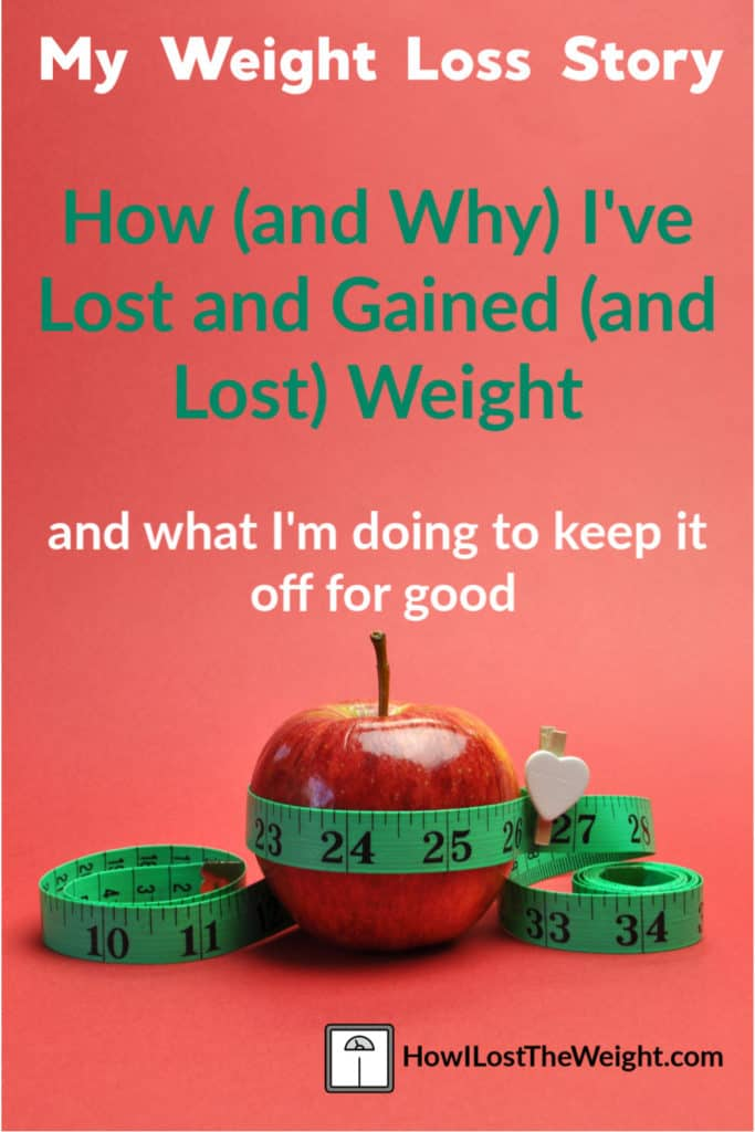 How I Lost The Weight and Kept It Off