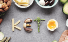 Keto Diet Day Four Food Journal